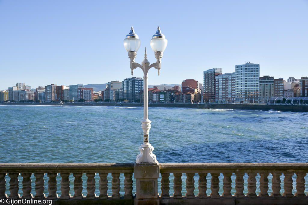 The coastal walk of San Lorenzo