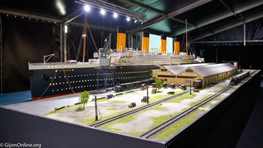 "Ship ahoy! ""Titanic, The Reconstruction"" is here!"