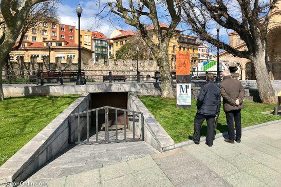 Guided Tour of the Roman Baths @ Museo de las Termas Romanas | Gijón | Principado de Asturias | Spain