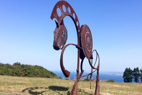 El Regreso del Centurion @ Parque Arqueologico Natural de La Campa Torres | Gijón | Principado de Asturias | Spain