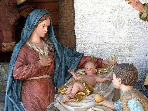 Christmas Nativity @ Centro Cultural Antiguo Instituto   Gijón   Principado de Asturias   Spain